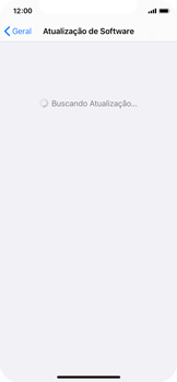 Como atualizar o software do seu aparelho - Apple iPhone X - Passo 5