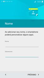 Como configurar pela primeira vez - Samsung Galaxy S6 - Passo 12