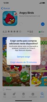 Como baixar aplicativos - Apple iPhone X - Passo 15