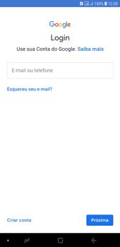 Como configurar seu celular para receber e enviar e-mails - Samsung Galaxy J4+ - Passo 9