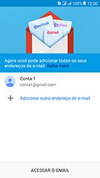 Como configurar seu celular para receber e enviar e-mails - Samsung Galaxy J2 Prime - Passo 13