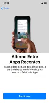 Como ativar seu aparelho - Apple iPhone X - Passo 30