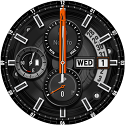 Como fazer uma ligação no Galaxy Watch - Samsung Galaxy Watch 3 - Passo 1