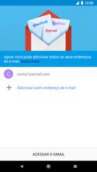 Como configurar seu celular para receber e enviar e-mails - Google Pixel 2 - Passo 21