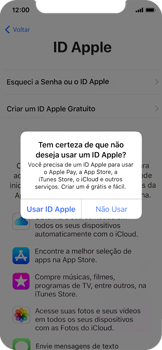 Como configurar pela primeira vez - Apple iPhone X - Passo 18