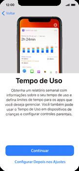 Como configurar pela primeira vez - Apple iPhone 11 Pro - Passo 24