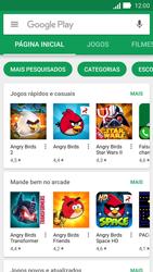 Como baixar aplicativos - Asus ZenFone 2 - Passo 4