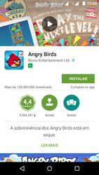 Como baixar aplicativos - Motorola Moto G (2ª Geração) - Passo 16