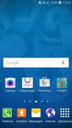 Como encontrar o número de IMEI do seu aparelho - Samsung Galaxy J5 - Passo 1