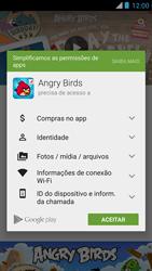 Como baixar aplicativos - Motorola RAZR MAXX - Passo 18