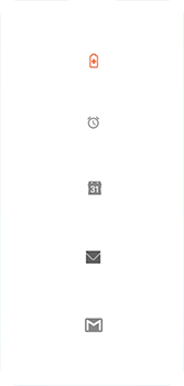 Explicação dos ícones - Motorola Moto G7 - Passo 40