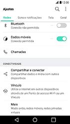 Como configurar a internet do seu aparelho (APN) - LG X Power - Passo 2