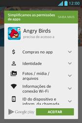 Como baixar aplicativos - LG Optimus L5 - Passo 18