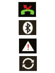 Explicação dos ícones - LG Optimus L3 II - Passo 17