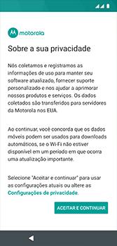 Como configurar pela primeira vez - Motorola Moto G7 - Passo 17