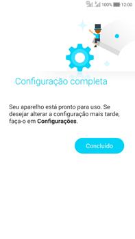 Como ativar seu aparelho - Asus Zenfone Selfie - Passo 23