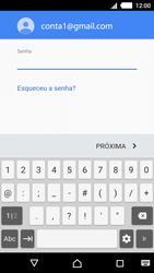Como configurar seu celular para receber e enviar e-mails - Sony Xperia M4 Aqua - Passo 12