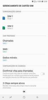 Como configurar pela primeira vez - Samsung Galaxy J4+ - Passo 20