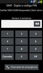 Como configurar pela primeira vez - Samsung Galaxy Win - Passo 2