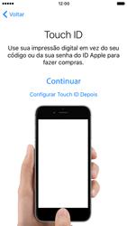 Como ativar seu aparelho - Apple iPhone 7 - Passo 11