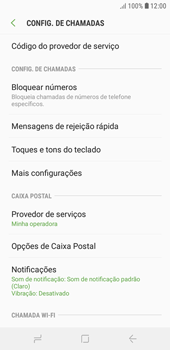 Como bloquear chamadas de um número específico - Samsung Galaxy J4 Core - Passo 6