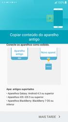 Como configurar pela primeira vez - Samsung Galaxy S7 Edge - Passo 20