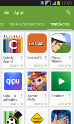 Como baixar aplicativos - Samsung Galaxy Win - Passo 12
