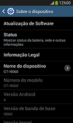 Como atualizar o software do seu aparelho - Samsung Galaxy Grand Neo - Passo 6