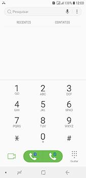 Como bloquear chamadas de um número específico - Samsung Galaxy J6 - Passo 4
