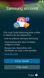 Como ativar seu aparelho - Samsung Galaxy S5 - Passo 12