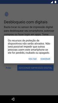 Como ativar seu aparelho - Motorola Moto G5s Plus - Passo 11