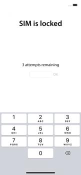 Como ativar seu aparelho - Apple iPhone XR - Passo 4