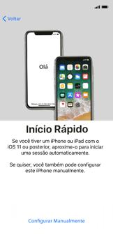 Como ativar seu aparelho - Apple iPhone X - Passo 7