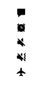 Explicação dos ícones - Samsung Galaxy J6 - Passo 19