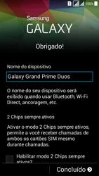 Como ativar seu aparelho - Samsung Galaxy Grand Prime - Passo 16