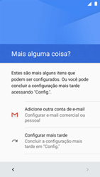 Como ativar seu aparelho - Motorola Moto G5 Plus - Passo 17