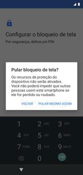 Como configurar pela primeira vez - Motorola Moto G7 Play - Passo 11