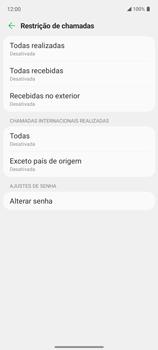 O celular não recebe chamadas - LG K62 - Passo 16