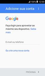 Como configurar seu celular para receber e enviar e-mails - Samsung Galaxy J1 - Passo 10