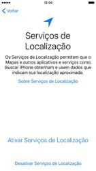 Como ativar seu aparelho - Apple iPhone 7 - Passo 9