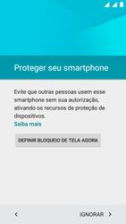 Como ativar seu aparelho - Motorola Moto G (3ª Geração) - Passo 12