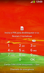 Como configurar pela primeira vez - Samsung Galaxy Grand Neo - Passo 3