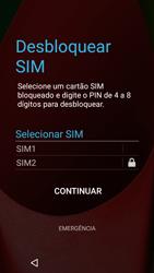 Como reiniciar o aparelho - Motorola Moto G (2ª Geração) - Passo 7