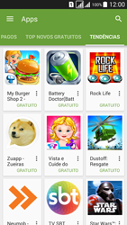 Como baixar aplicativos - Samsung Galaxy Grand Prime - Passo 12