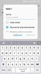 Como configurar uma rede Wi-Fi - Samsung Galaxy J2 Prime - Passo 7
