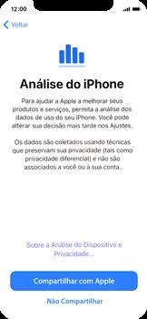 Como configurar pela primeira vez - Apple iPhone 11 Pro - Passo 25