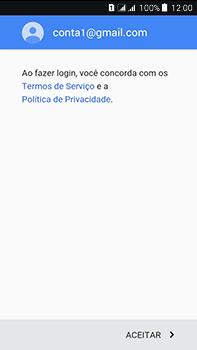Como configurar seu celular para receber e enviar e-mails - Samsung Galaxy J7 - Passo 14