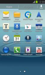 Como bloquear chamadas de um número específico - Samsung Galaxy S III Mini - Passo 3