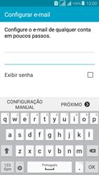 Como configurar seu celular para receber e enviar e-mails - Samsung Galaxy Grand Prime - Passo 6
