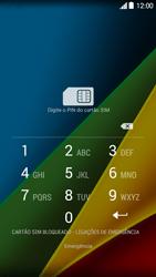 Como configurar pela primeira vez - Motorola Moto G (1ª Geração) - Passo 2